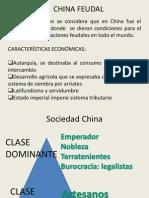 China Feudal