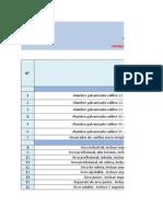 Catalogo de Materiales
