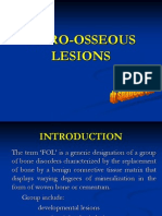 fibroosseous lesions