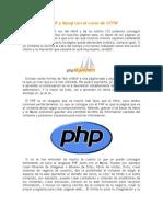 Aprender PHP y Mysql Con El Curso de CCTW