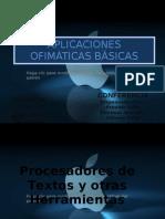 APLICACIONES OFIMÁTICAS BÁSICAS EXPOSICION.pptx