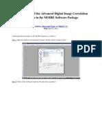 2DDIC Manual