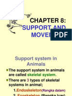 chapter8-support & movement