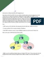 (CCNA Training -273 OSPF Tutorial)