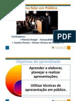 Palestra Comunicacao e Oratoria 17 Ago PDF