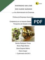 Competencia en La Industria Global Del Vino ( Caso 7 )