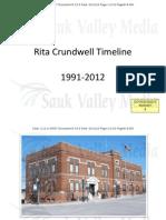 Rita Crundwell Timeline