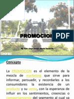 PROMOCION - ESTRATEGIAS