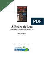 Christian Jacq - Pedra de Luz