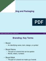 Branding Packeging & Labaling