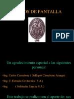 25315470 Muro de Pantalla Cimentaciones Especiales Calzaduras