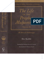 The Life of Prophet Muhammad Volume 3