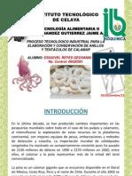 Diagrama de Bloques de Un Proceso Industrial .... Esquivel Reyes Geovanni Alexis - Biotecnologia Alimentaria II