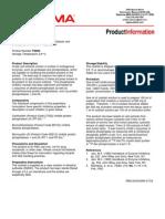 Phosphatase Inhibitor Cocktail 1, P2850, Product Data Sheet