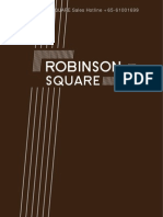 Robinson Square Singapore - eBrochure & Floor Plans