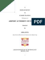 airport report