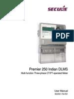 Secure Premium 250 Manual