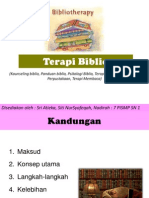 bimbingan dan kaunseling - Terapi biblio