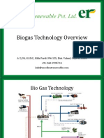 Biogas Technology Overview