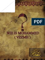 Wie is Mohammed (vzzmh)
