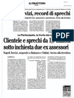 Rassegna Stampa 02.02.13
