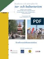 Natur- och kulturturism Konferensdokumentation