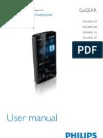 GoGear Manual