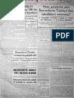 Unutulan Manşetler_1946-1950