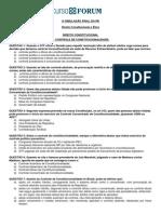 SIMULADÃO PB - PROF. PEDRO BARRETTO - DIREITO CONSTITUCIONAL E ÉTICA DIA 12.12.12 (1)