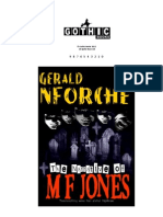 The Narrative of M.F. Jones