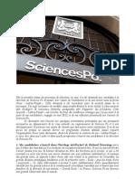 Reynié - Mon projet pour Sciences Po