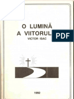 Victor Isac - O lumină a viitorului
