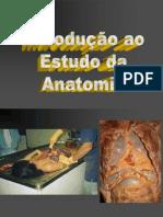 Introdução ao estudo da Anatomia Humana (Medicina)