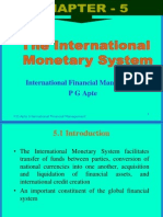 International Financial Management chapter 5 by PG Apte