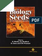 Biology of Seeds