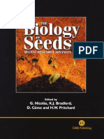 Biology of Seeds