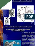 Analisis de Fallas - Convertidor y Transmision Power Shift