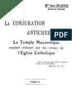 Delassus Henri - La conjuration antichrétienne Tome 2.pdf