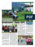 The Junior Chronicle 2013
