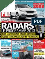 Auto Plus 1270 - 7 Au 13 Janvier 2013