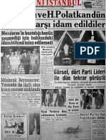 Unutulan Manşetler_1961-1964