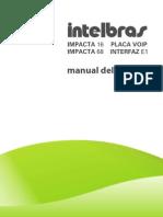 Manual Impactas Voip E1 Espanhol 01-09 Site