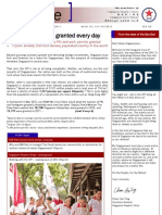 SPP February Newsletter, Issue 1 Preview