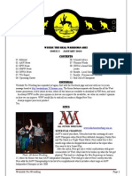 westside pro wrestling - issue 5 - january 2010