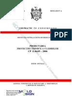 CP_E.04.05-2006 PROTECŢIEI TERMICE A CLĂDIRILOR