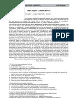 Examen de Directores Lima 2013