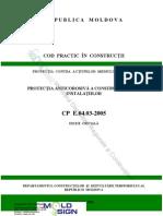CP_E.04.04-2005 PROTECŢIA ANTICOROSIVĂ A CONSTRUCŢIILOR ŞI