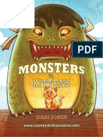 Monsters vs. Kittens first look