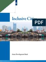 Inclusive Cities brochure