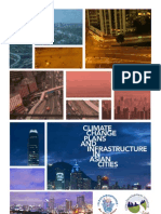 Climate Change Plans and Infrastructure in Asian Cities